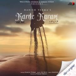 Karde Karam song download by Harish Verma