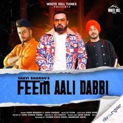 Feem Aali Dabbi song download by Shavi Bhangu