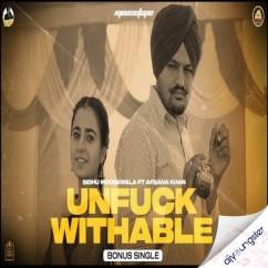 Unfuckwithable song download by Sidhu Moosewala