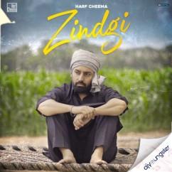 Zindgi song download by Harf Cheema