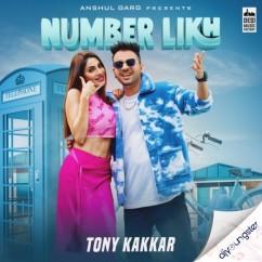 Number Likh song download by Tony Kakkar