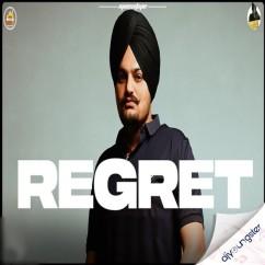 Regret song download by Sidhu Moosewala