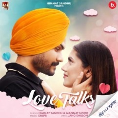 Love Talks song download by Himmat Sandhu