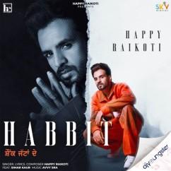 Habbit x Simar Kaur song download by Happy Raikoti