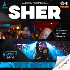 Sher song download by Diljit Dosanjh