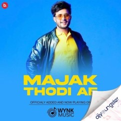 Majak Thodi Ae song download by R Nait